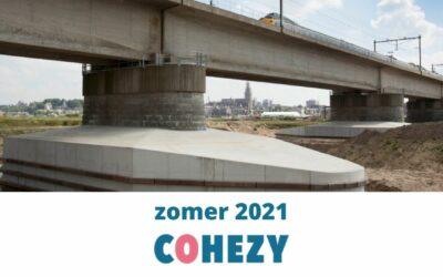 Cohezy kwartaalaktiviteiten zomer 2021